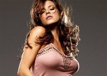 Alicia Machado Busty Nude