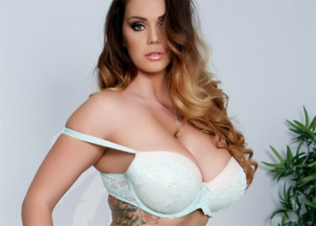 Alison Tyler Bra and Panties
