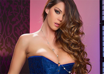 Alison Tyler Dress and Corset
