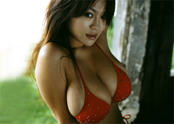 Busty Asian Models