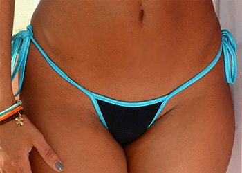 Claudia Sampedro Bikini