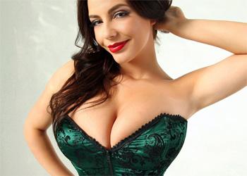 Desiree Elyda Villalobos Corset