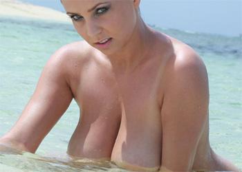 Ewa Sonnet Nude Beach