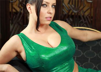 Ewa Sonnet Green Dress
