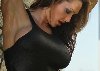 Gia Marie Macool Bikini Boobs