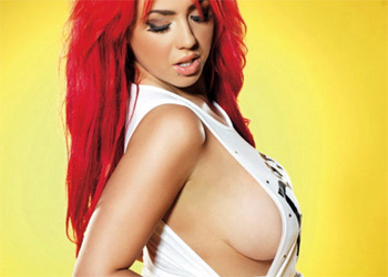Holly Hagan Big Boobs