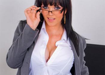 Jasmine James Crazy Secretary