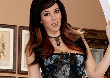 Jelena Jensen Frilly Dress Holly Randall