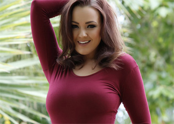 Jodie Gasson Purple Bodysuit