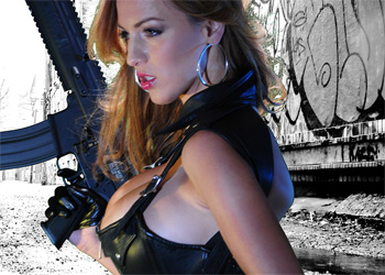 Jordan Carver Actiongirls