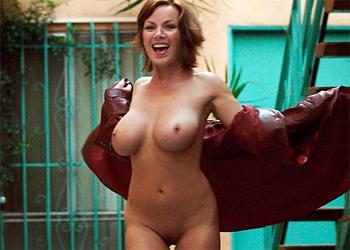 Julie Blue Nudes