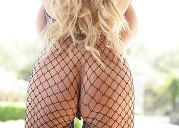 Kelly Madison All Fishnet