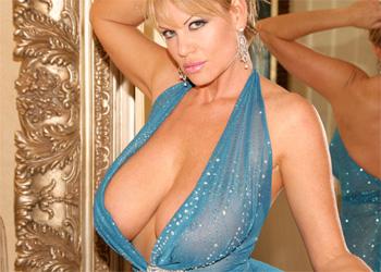 Kelly Madison Blue Dress