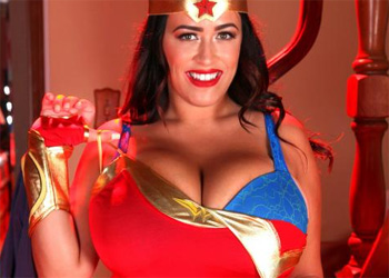 Leanne Crow Wonder Woman
