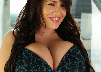Leanne Crow Blue Boobs