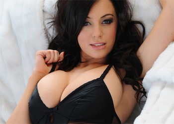 Lindsey Strutt Black Dress