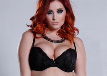 Lucy Vixen Black Stockings