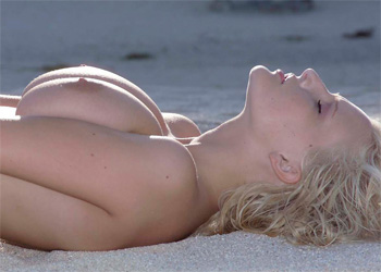 Michelle Marsh Nude Beach