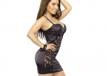 Pam Rodriguez Showgirl