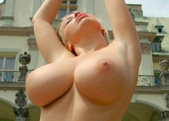 Busty Sonia