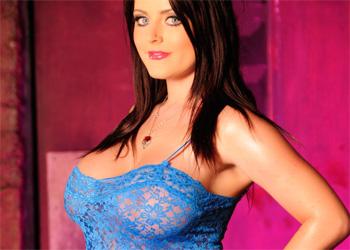 Sophie Dee Short Blue Dress