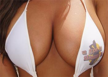 Stacey Poole Bikini