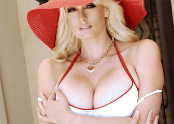 Stormy Daniels Red Hat