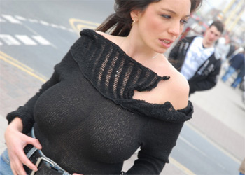 Sweater Boobs