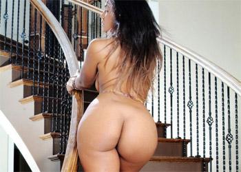 Tiara Harris Stairs