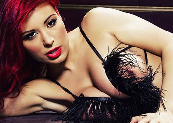 Pure Tiffany Redhead