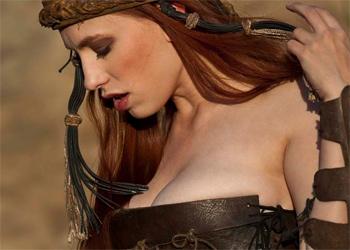 Titania Bare Maiden